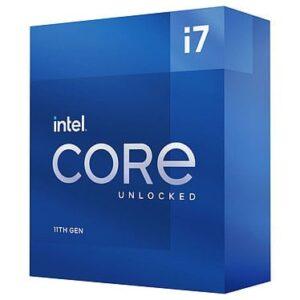 Intel Core i7-11700K (3.6 GHz / 5.0 GHz) maroc